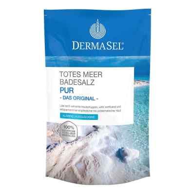Dermasel Totes Meer Badesalz Pur  bei apolux.de bestellen