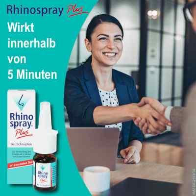 Rhinospray Plus bei Schnupfen Nasenspray  bei apolux.de bestellen