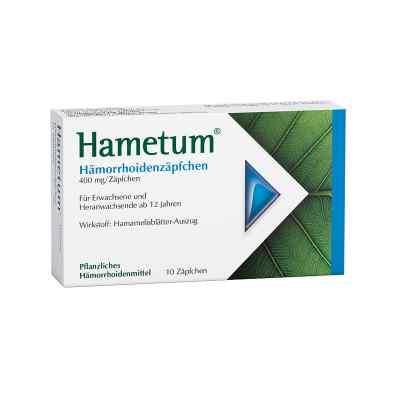 Hametum Hämorrhoidenzäpfchen  bei apolux.de bestellen