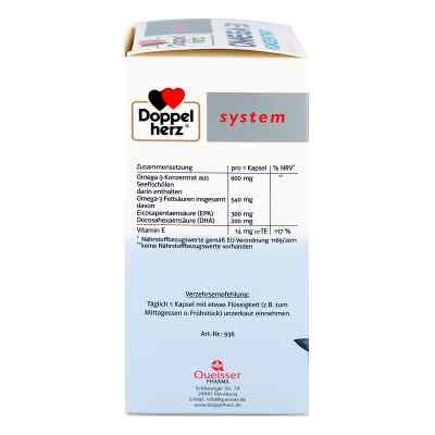 Doppelherz Omega-3 Konzentrat system Kapseln  bei apolux.de bestellen