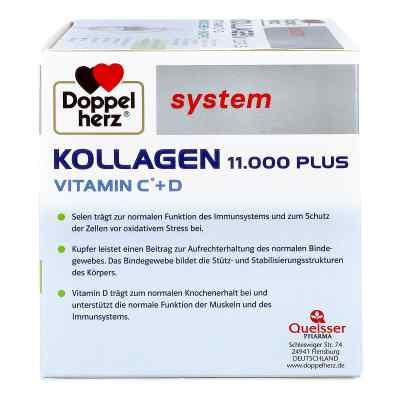 Doppelherz Kollagen 11000 Plus system Ampullen  bei apolux.de bestellen