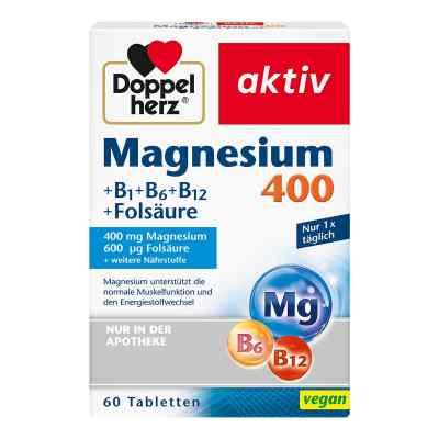 Doppelherz Magnesium 400 mg Tabletten  bei apolux.de bestellen