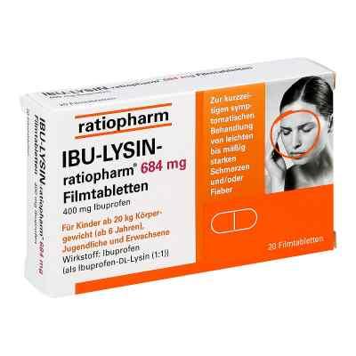 IBU-LYSIN-ratiopharm 684mg  bei apolux.de bestellen