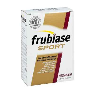 Frubiase Sport Brausetabletten Waldfrucht  bei apolux.de bestellen