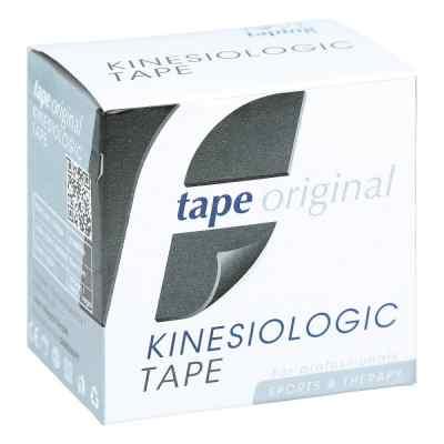 Kinesio Tape Original schwarz Kinesiologic  bei apolux.de bestellen