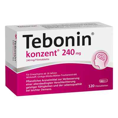 Tebonin konzent 240mg  bei apolux.de bestellen