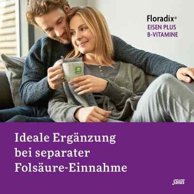 Floradix Eisen plus B Vitamine Kapseln  bei apolux.de bestellen