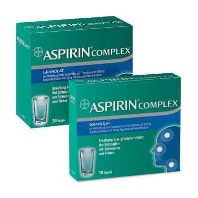Aspirin Complex Granulat Sparpaket  bei apolux.de bestellen