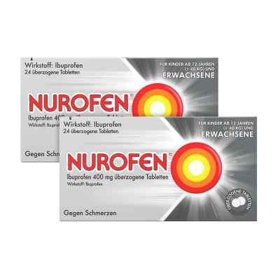 Nurofen Ibuprofen 400mg  bei apolux.de bestellen