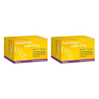 Centrovision Lutein forte Omega 3 Kapseln  bei apolux.de bestellen