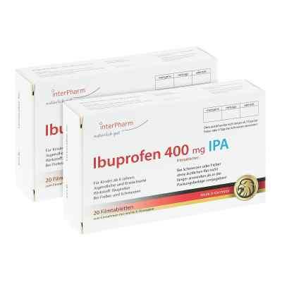 Ibuprofen 400mg  bei apolux.de bestellen