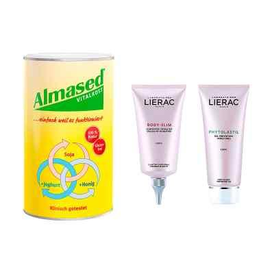 Almased+LIERAC PHYTOLASTIL+LIERAC KRYOACTIVES  bei apolux.de bestellen