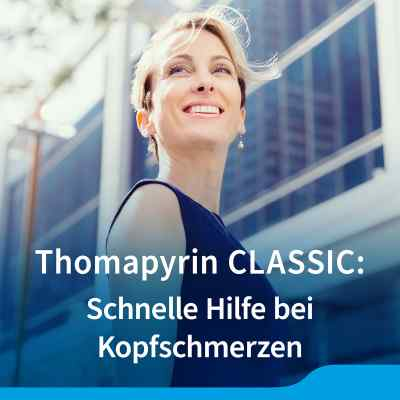 Finalgon Wärmecreme DUO + Thomapyrin CLASSIC Schmerztabletten be  bei apolux.de bestellen