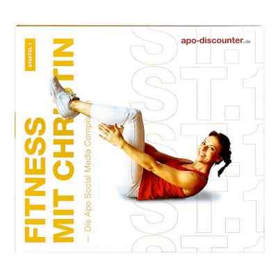 Fitness mit Christin - Trainingsvideos (USB-Stick)  bei apolux.de bestellen