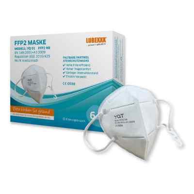 FFP2 Gesichtsmasken LUBEXXX  bei apolux.de bestellen