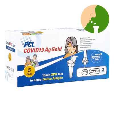 COV04S PCL COVID19 Ag Gold Speicheltest  bei apolux.de bestellen