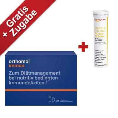Orthomol Immun Trinkfläschchen  bei apolux.de bestellen