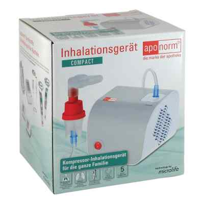 Aponorm Inhalationsgerät Compact  bei apolux.de bestellen