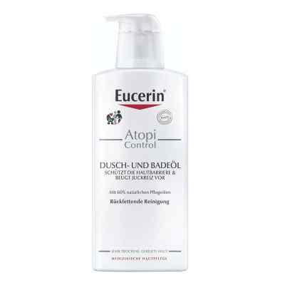 Eucerin Atopicontrol Dusch- und Badeöl  bei apolux.de bestellen