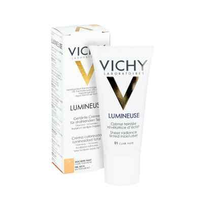 Vichy Lumineuse Satinee clair für  trockene Haut Cr.  bei apolux.de bestellen
