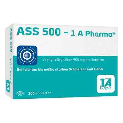 ASS 500-1A Pharma  bei apolux.de bestellen