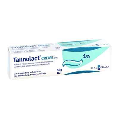 Tannolact Creme 1%  bei apolux.de bestellen