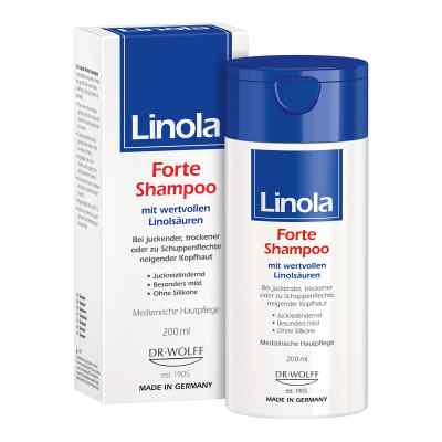 Linola Forte Shampoo  bei apolux.de bestellen