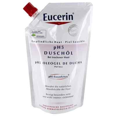 Eucerin pH5 Creme Duschöl Nachfüllpackung b.  bei apolux.de bestellen