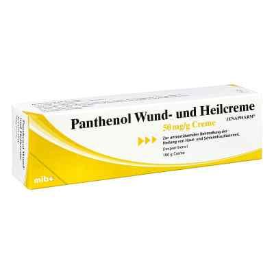 Panthenol Wund- und Heilcreme JENAPHARM 50mg/g  bei apolux.de bestellen
