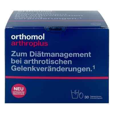 Orthomol arthroplus Granulat/kapseln  bei apolux.de bestellen