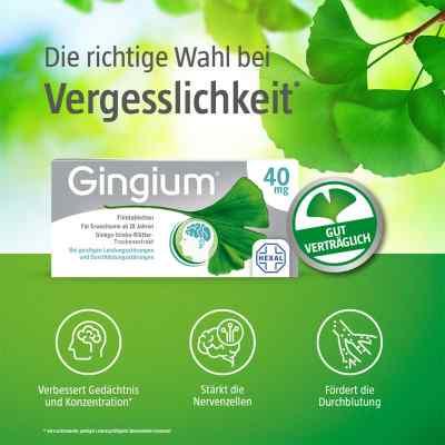 Gingium 40mg  bei apolux.de bestellen