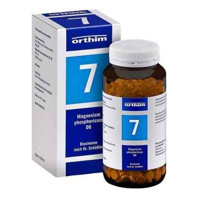 Biochemie Orthim 7 Magnesium phosphoric.D 6 Tabletten   bei apolux.de bestellen