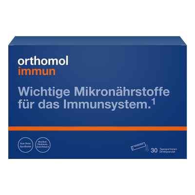 Orthomol Immun Direktgranulat Himbeer/menthol  bei apolux.de bestellen