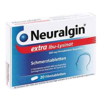 Neuralgin extra Ibu-Lysinat  bei apolux.de bestellen
