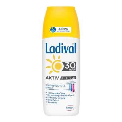 Ladival Sonnenschutzspray Lsf 30  bei apolux.de bestellen