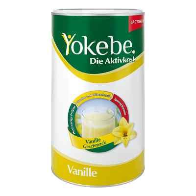 Yokebe Lactosefrei Vanille Pulver  bei apolux.de bestellen