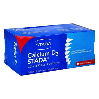 Calcium D3 STADA 600mg/400 internationale Einheiten  bei apolux.de bestellen