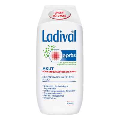 Ladival Apres Pflege Akut Beruhigungs-fluid  bei apolux.de bestellen