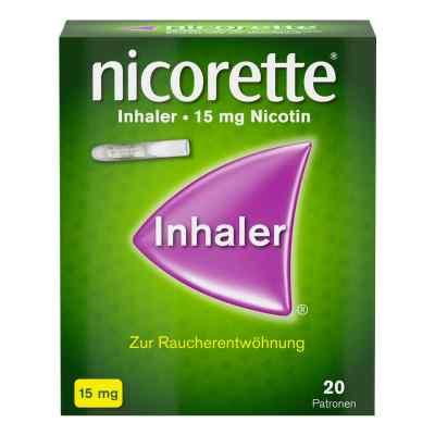 Nicorette Inhaler 15mg  bei apolux.de bestellen