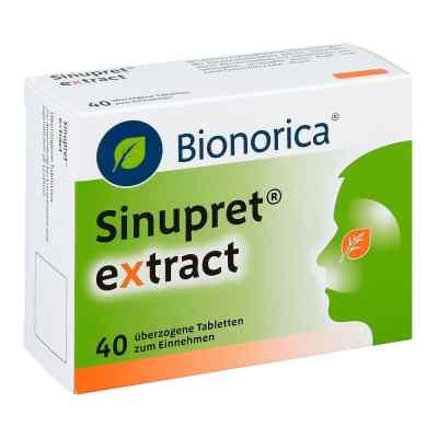 Sinupret extract überzogene Tabletten  bei apolux.de bestellen