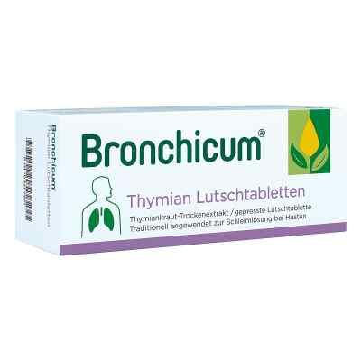 Bronchicum Thymian Lutschtabletten  bei apolux.de bestellen