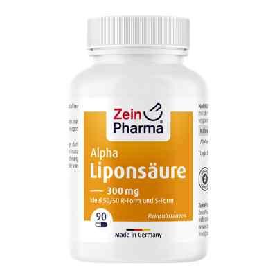 Alpha Liponsäure 300 mg Kapseln  bei apolux.de bestellen