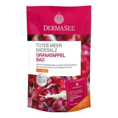 Dermasel Totes Meer Badesalz+granatapfel Spa  bei apolux.de bestellen