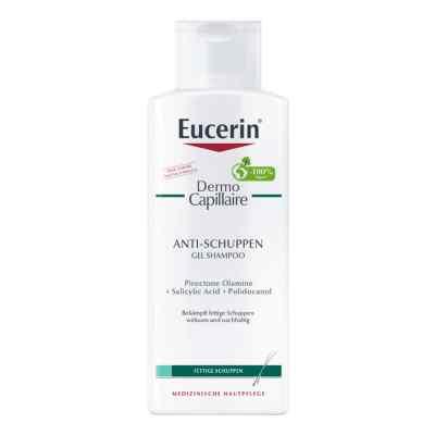 Eucerin Dermocapillaire Anti-schuppen Gel Shampoo  bei apolux.de bestellen