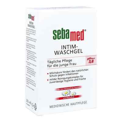 Sebamed Intim Waschgel pH 3,8 für die junge Frau  bei apolux.de bestellen