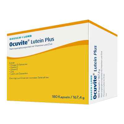 Ocuvite Lutein Plus Kapseln  bei apolux.de bestellen