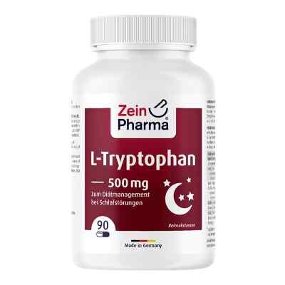 L-tryptophan 500 mg Kapseln  bei apolux.de bestellen