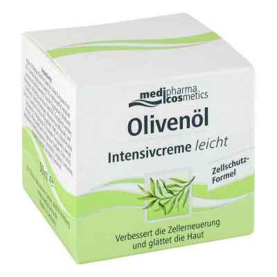 Olivenöl Intensivcreme leicht  bei apolux.de bestellen