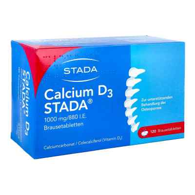 Calcium D3 STADA 1000mg/880 internationale Einheiten  bei apolux.de bestellen