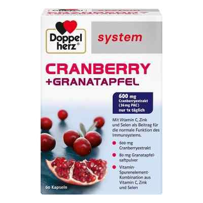 Doppelherz Cranberry + Granatapfel system Kapseln  bei apolux.de bestellen